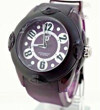 d0a96c0afd73 Tendence E3 rainbow Grape 3H 5 ATM 02013052 caucho 52 mm policarbonate reloj