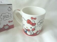 Sanrio Hello Kitty Kitty  Mug cup NEW