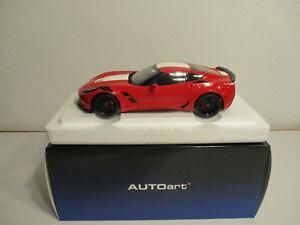 (Gok ) 1:18 AUTOart Chevrolet Corvette C7 Grand Sport New Boxed