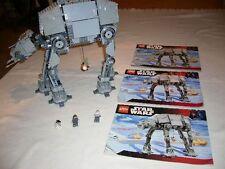 LEGO STAR WARS SET 10178, MOTORISED WALKING AT-AT, WITH INSTRUCTIONS, BUT NO BOX
