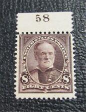nystamps US Stamp # 272 Mint OG H $70