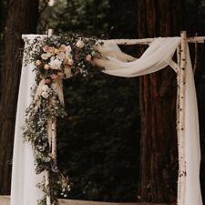 White Birch Wedding Arch Kit