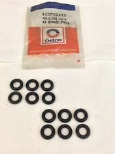 AC DELCO FUEL INJECTOR SEAL KITS FOR 6 INJECTORS INCLUDES 12 ORINGS