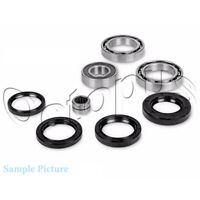 Fit Yamaha YFM350FA BRUIN AUTO 4*4 ATV Bearing Seals Kit Rear Differential 04-09