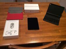 Apple Ipad Mini 4 128gb WiFi bundle with Keyboard Case