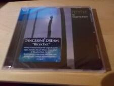 Tangerine Dream - Ricochet  REMASTERED (+2 BONUS TRACK)  CD  NEU  (2019)