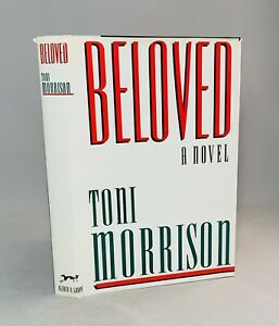Beloved-Toni Morrison-SIGNED!-INSCRIBED!-Book Club Edition-Pulitzer-VERY RARE!!