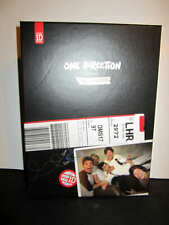 One Direction limited edition Collectors box set Take me home 2012