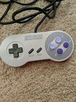 Official SNES Controller SNS-005 OEM Original Super Nintendo! TESTED