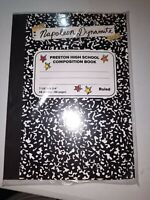 Exclusive Napoleon Dynamite Composition NoteBook Collectible Loot Crate
