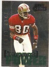 JERRY RICE 1995 SKYBOX IMPACT POWER STARS OF THE OZONE IP11 SAN FRANCISCO 49ERS