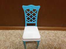 2010 Barbie Doll Malibu House Dreamhouse Dining Table Chair Room Furniture