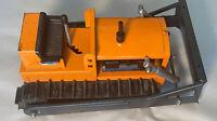 Vintage Struco Bulldozer Pressed Steel Circa 1960's Nice Condition