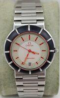 Omega Mens Seamaster Dynamic Spider Swiss Watch Cal 1430 Quartz