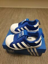 Adidas Originals Superstar 360 I Infant Baby Kids Boys GirlsTrainers Shoes UK 5k