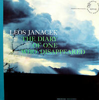 Janacek The Diary Of One Who Disappeared - NEAR MINT Artia ALP 102 Gatefold