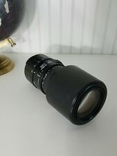 Sigma 70-300mm Lens w/ Hood and Cover for Nikon 1:4-5.6 D DL Macro