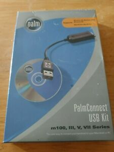 Palm Connect USB kit M100, III, V, VII series new unopened