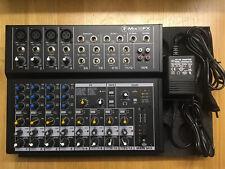 Mackie Mix 12 FX Mischpult, Mixer