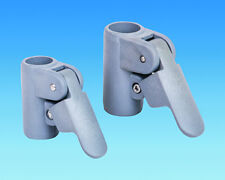 Caravan Awning Pole adjuster 22mm-25mm Easy grip pole adjuster x 1 Only