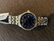 Citizen Eco-Drive Men's Gift Set Two Tone Watch and Bracelet BM7258-62L