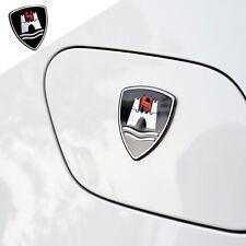 2PCS Wolfsburg germany Badge Emblem Kit FIT MK7 6 GOLF R GTI JETTA POLO CC