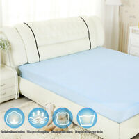 Comfortable Double Mattress Breathable Waterproof Spring Coil Mattress