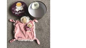 Kaloo Doudou Pink Baby Igloo