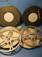 16 mm  Film 2 Stück 300 Meter Filmspulen Metallspulen in Filmblechdosen-Nr.C80