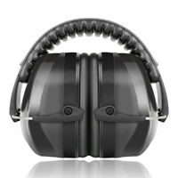 Ear Muffs Hearing Foldable Noise Reduction Protection Gun Shooting Hunting Sport
