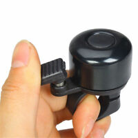 New Bike Bicycle Cycling Bell Metal Horn Ring Sound Safety Alarm Handlebar Metal