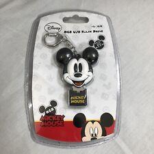 Disney Mickey Mouse 8GB USB Flash Drive NIB