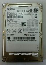 Fujitsu MHV2120BH 120GB SATA Laptop Drive P/N:CA06672-B55600AP F/W:00817030