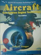 NEW : Aircraft Gas Turbine Engine Technology by Irwin E. Treager-INTL ED