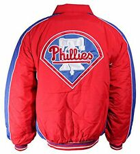 NEW - MLB Philadelphia Phillies Official Team Warm-up Jacket (3XL) FREE SHIPPING