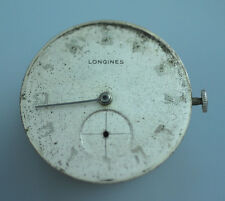 1957 VINTAGE LONGINES CALIBER 23Z MENS MANUAL WIND WATCH MOVEMENT – HEBREW DIAL
