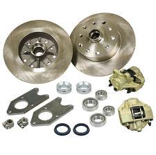 Empi 22-2990 Vw Bug King Pin Front Disc Brake Kit, 5 Lug Porsche/Chevy Pattern