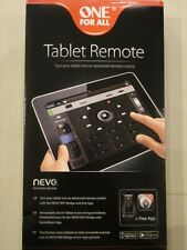 One For All Tablet Remote URC 8800 NEVO Universal Remote Control