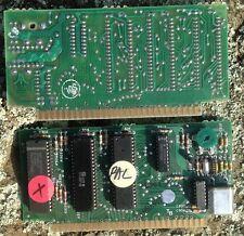 Atari 400/800 PAL CPU(6502C Sally) PCB with PAL ANTIC and defective GTIA