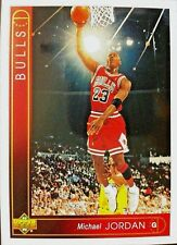 1993 MICHEAL JORDAN UPPER DECK NBA BULLS #23 BASKETBALL CARD