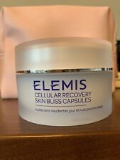 Elemis Cellular Recovery Skin Bliss Capsules 60 Brand New Unboxed RRP £69.50