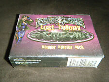 2000 PINNACLE DEAD LANDS LOST COLONY SHOWDOWN RANGER STARTER DECK CHAPTER 1 RARE