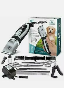 Pet Union Professional Dog Grooming Kit - Rechargeable, never used
