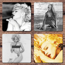 Madonna Coaster Set NEW Erotica Sex Bad Girl Fever Vogue Justify My Love