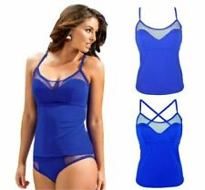 Pour Moi 82105 Barcelona Rope Swimsuit Sizes 8-18 Navy