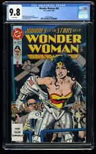 Wonder Woman (1987) #66 CGC NM/M 9.8 White Pages Brian Bolland Cover!