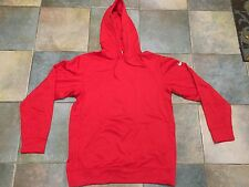 NIKE Mens Therma-Fit Training Hoodie Sweatshirt 574780 657 Red Size MEDIUM