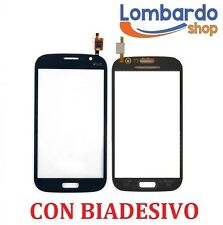 TOUCH SCREEN DISPLAY VETRO PER SAMSUNG GALAXY GRAND NEO PLUS GT I9060I NERO