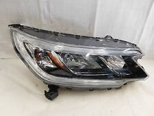 15 16 2015 2016 HONDA CR-V CRV LED RIGHT HEADLIGHT HEADLAMP ORIGINAL OEM 4472