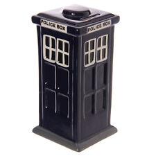 Square Police Box Money Box (TARDIS) !FREE UK P&P!
